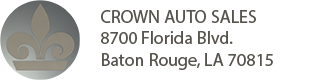 Crown Auto Sales, Baton Rouge