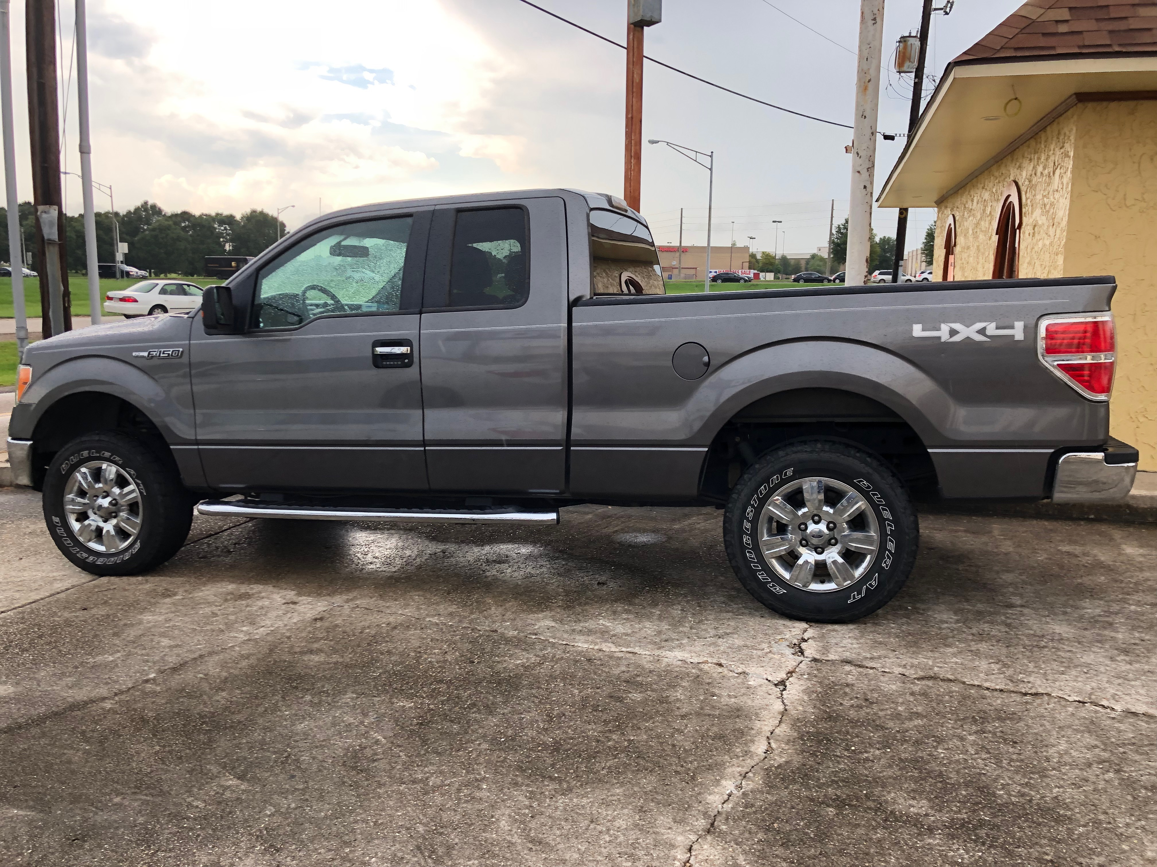 ford xlt 4x4 150 supercab crown